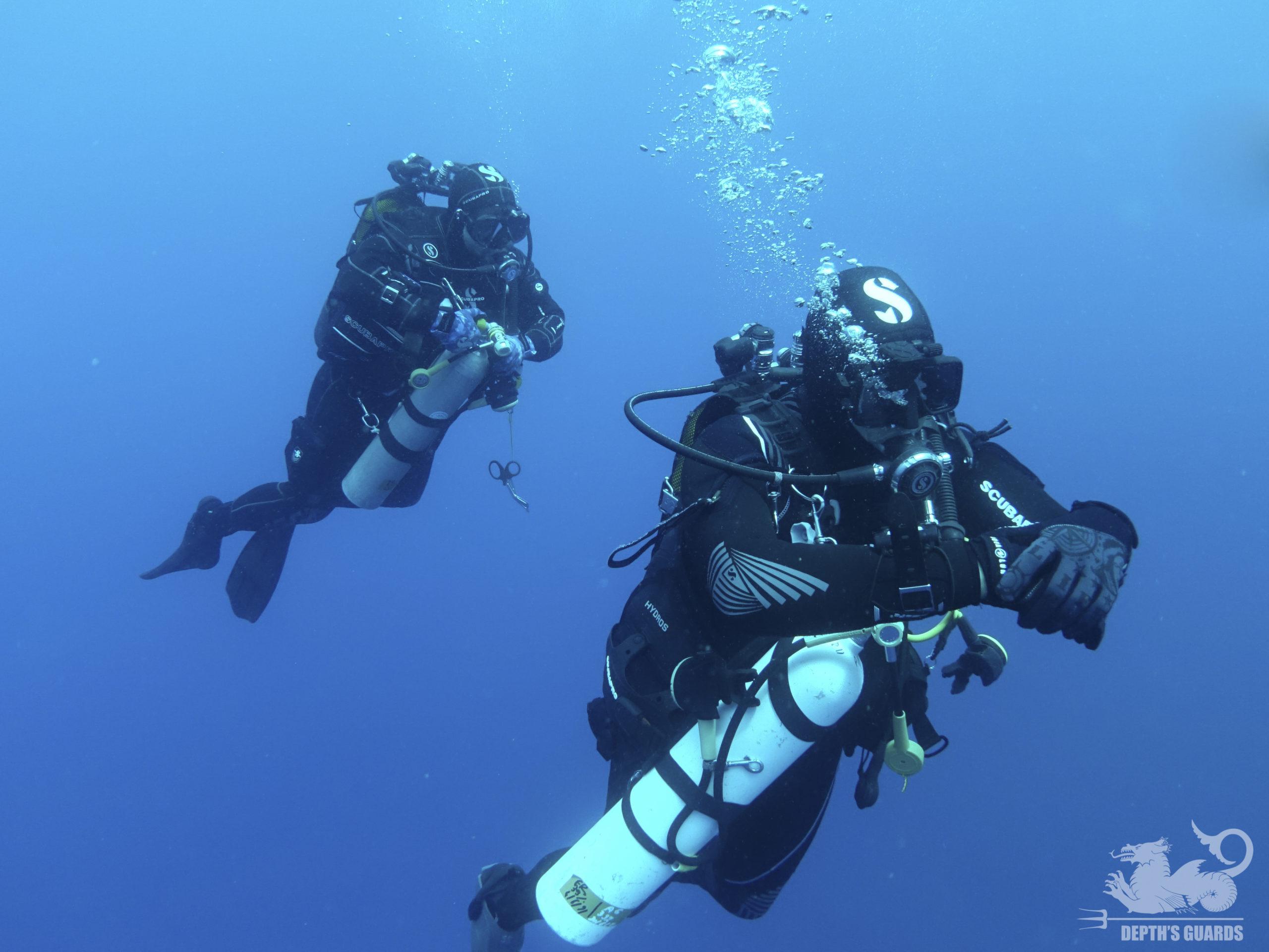 Devenir Plongeur opérationnel